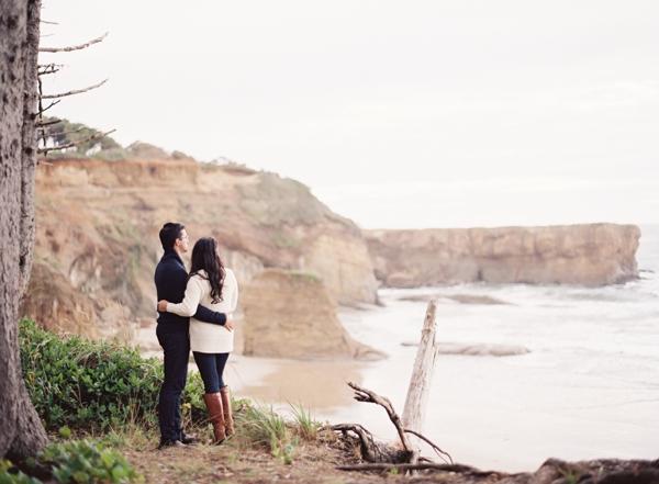 clifftop-oregon-engagement