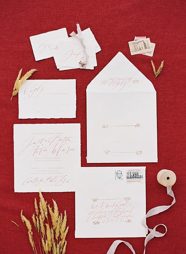 script merchant wedding invitation