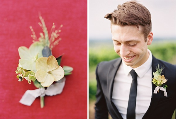 kate asire boutonniere