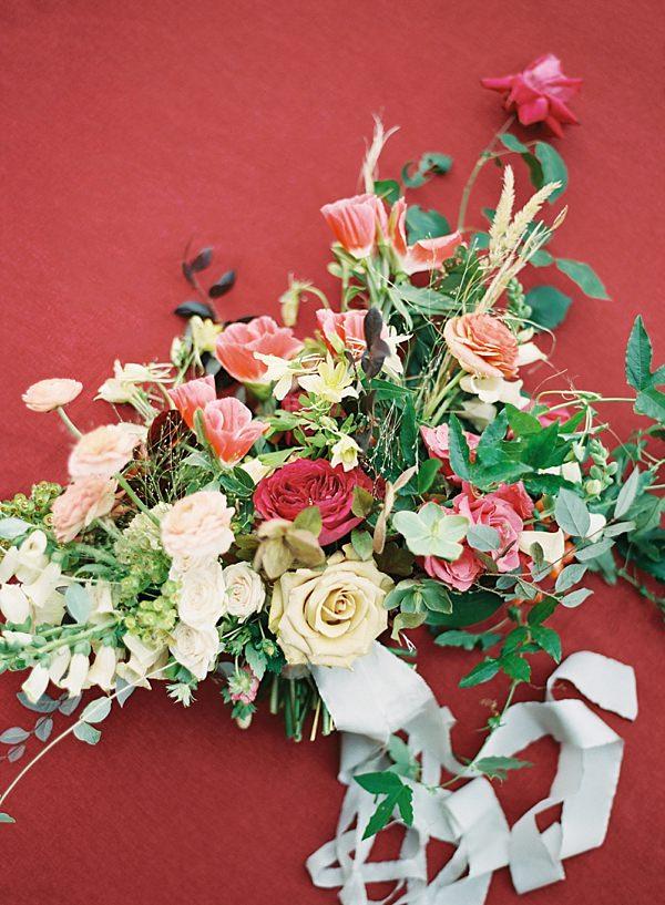 kate asire wedding bouquet