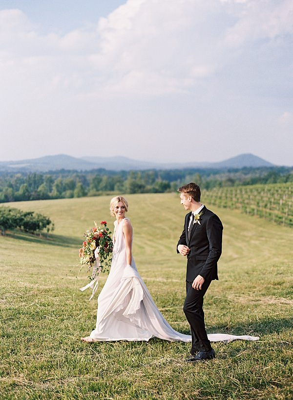 rolling hills wedding venue