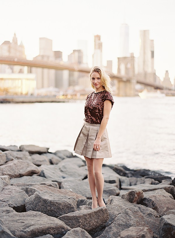 dumbo brooklyn photoshoot