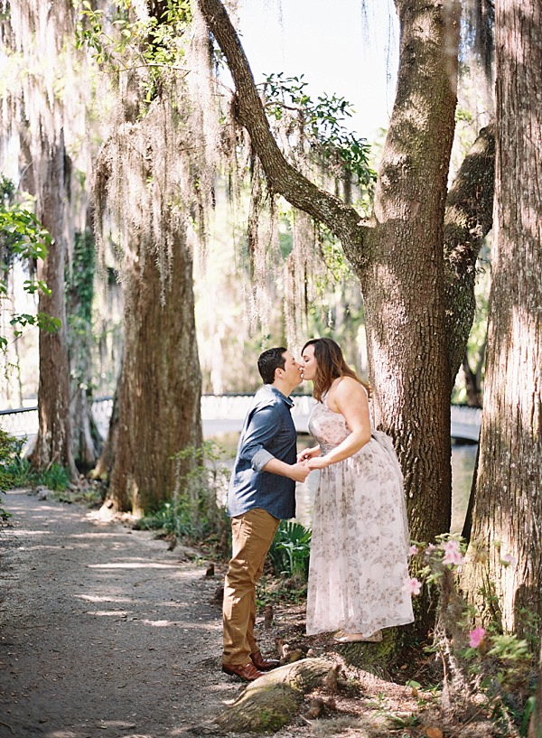 magnolia plantation charleston engagement