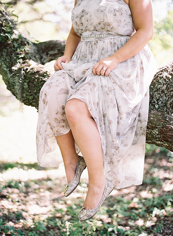 anthropologie engagement dress