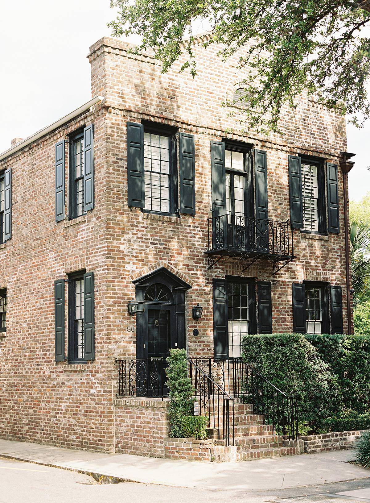 charleston brick house
