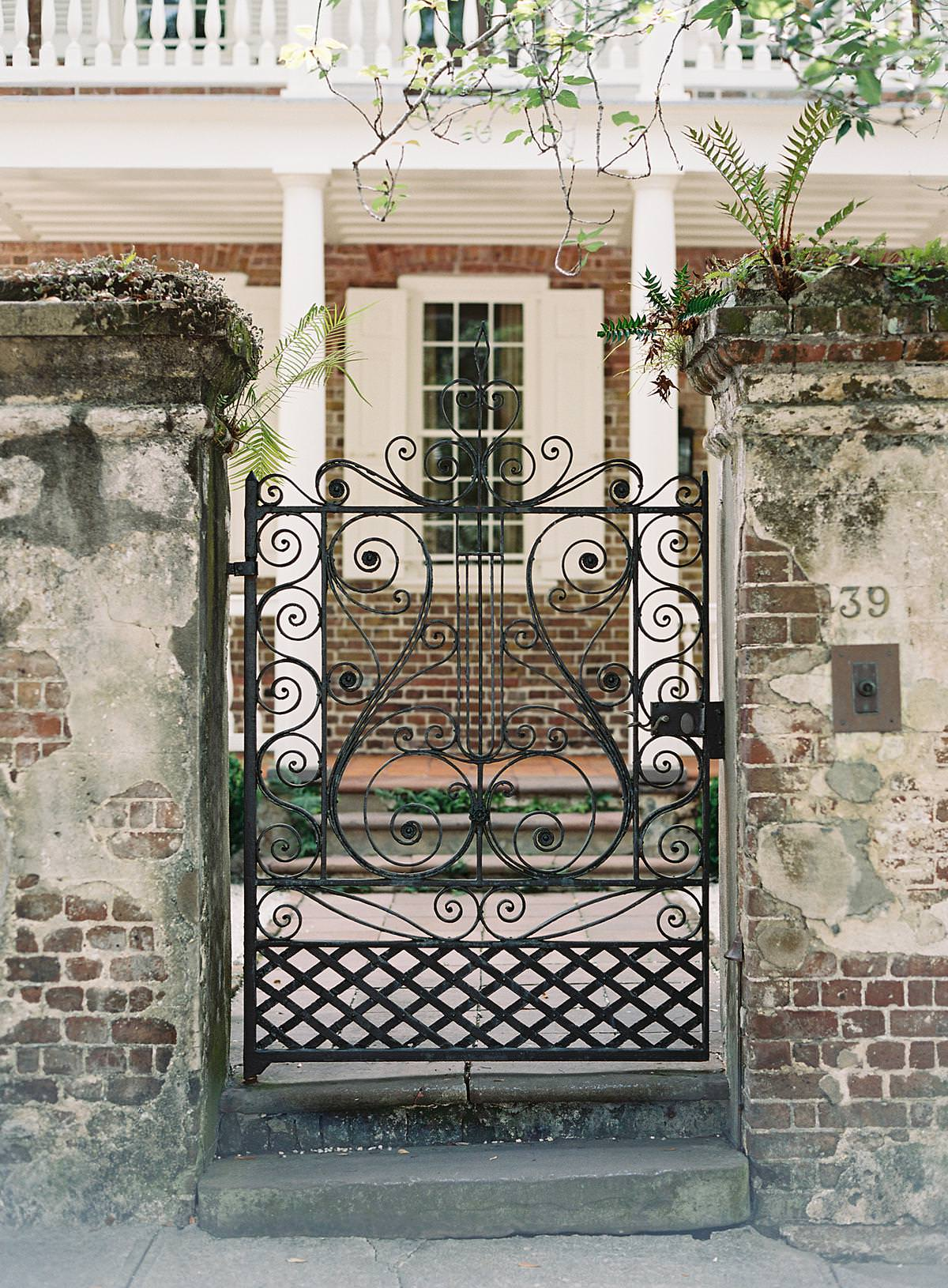 old charleston gate