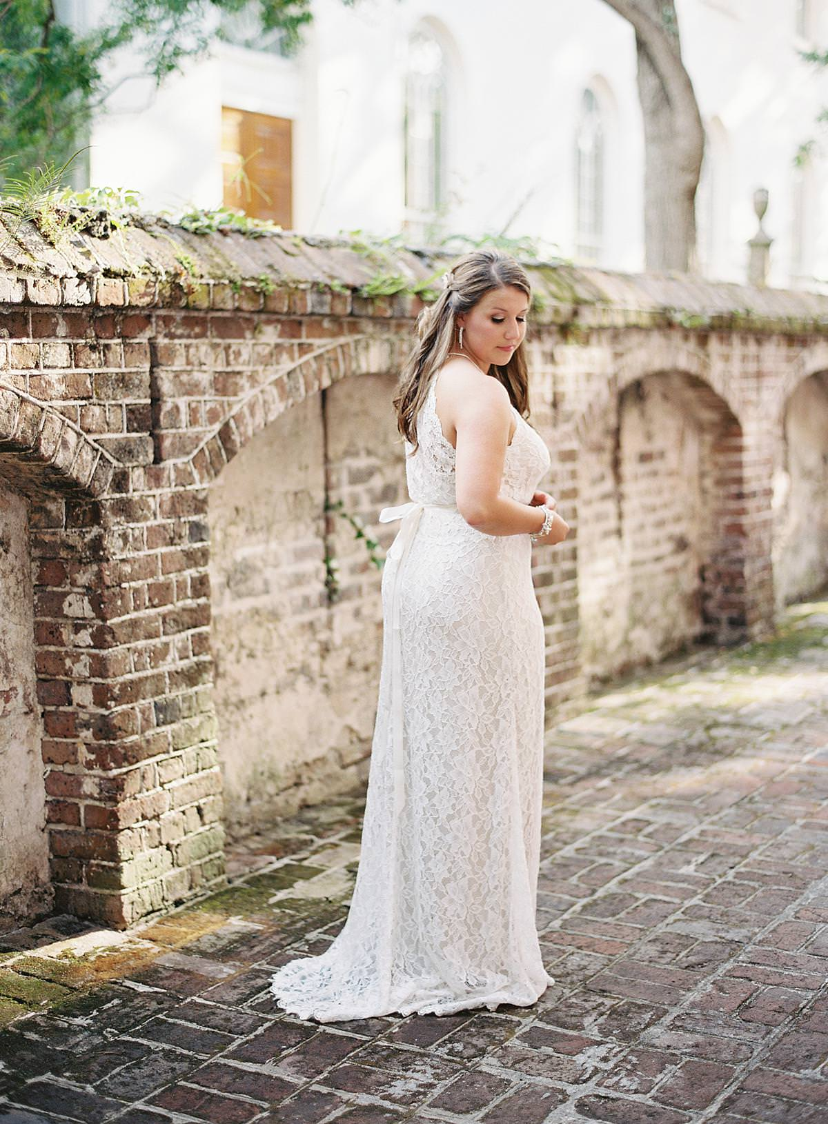 church street charleston wedding
