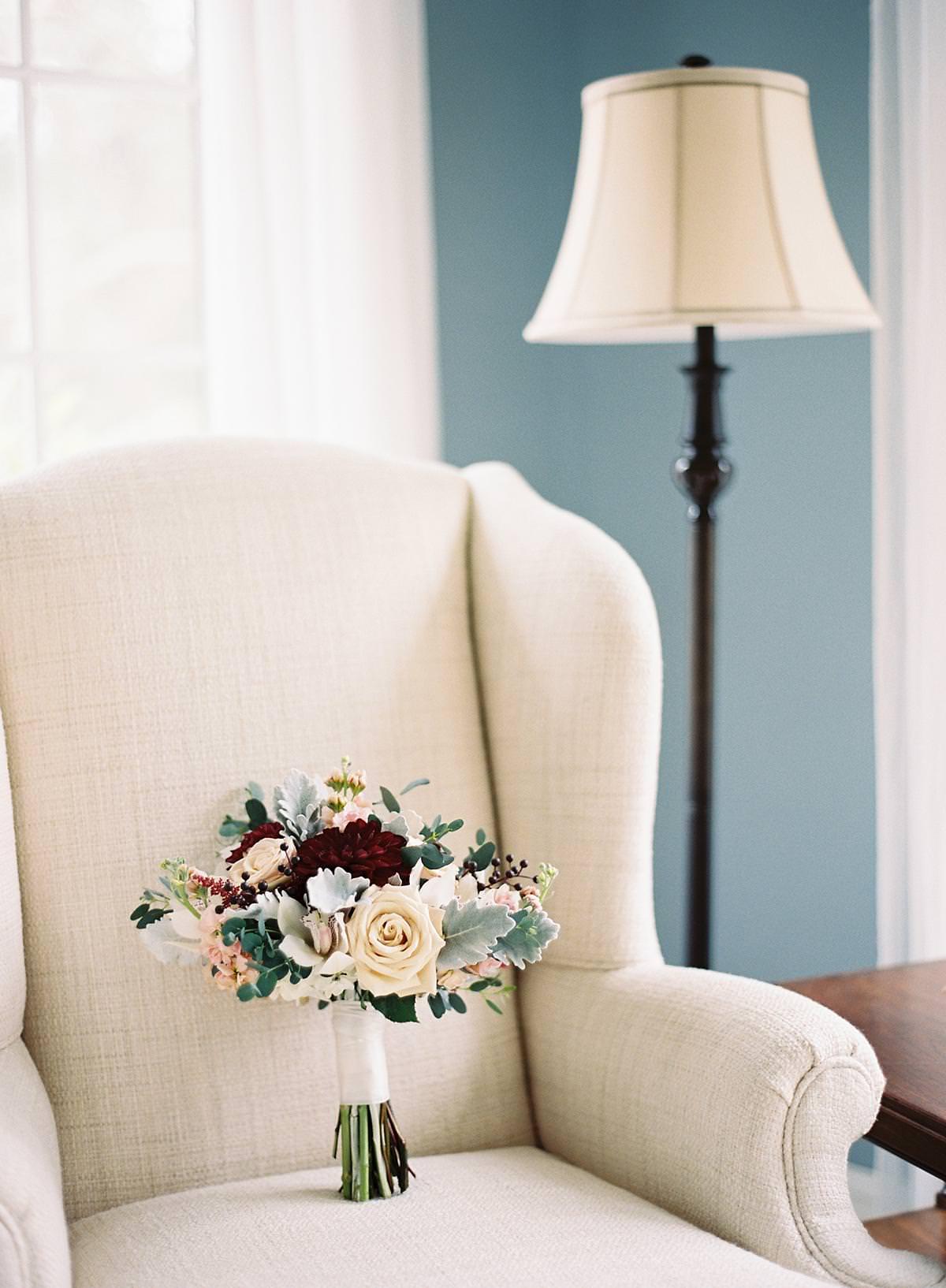 bride's bouquet hilton head