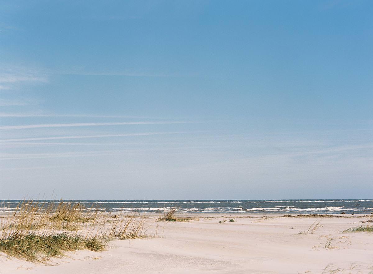 empty beach hilton head island