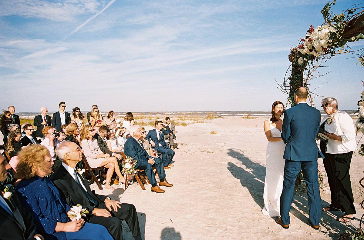 hilton head beach ceremony
