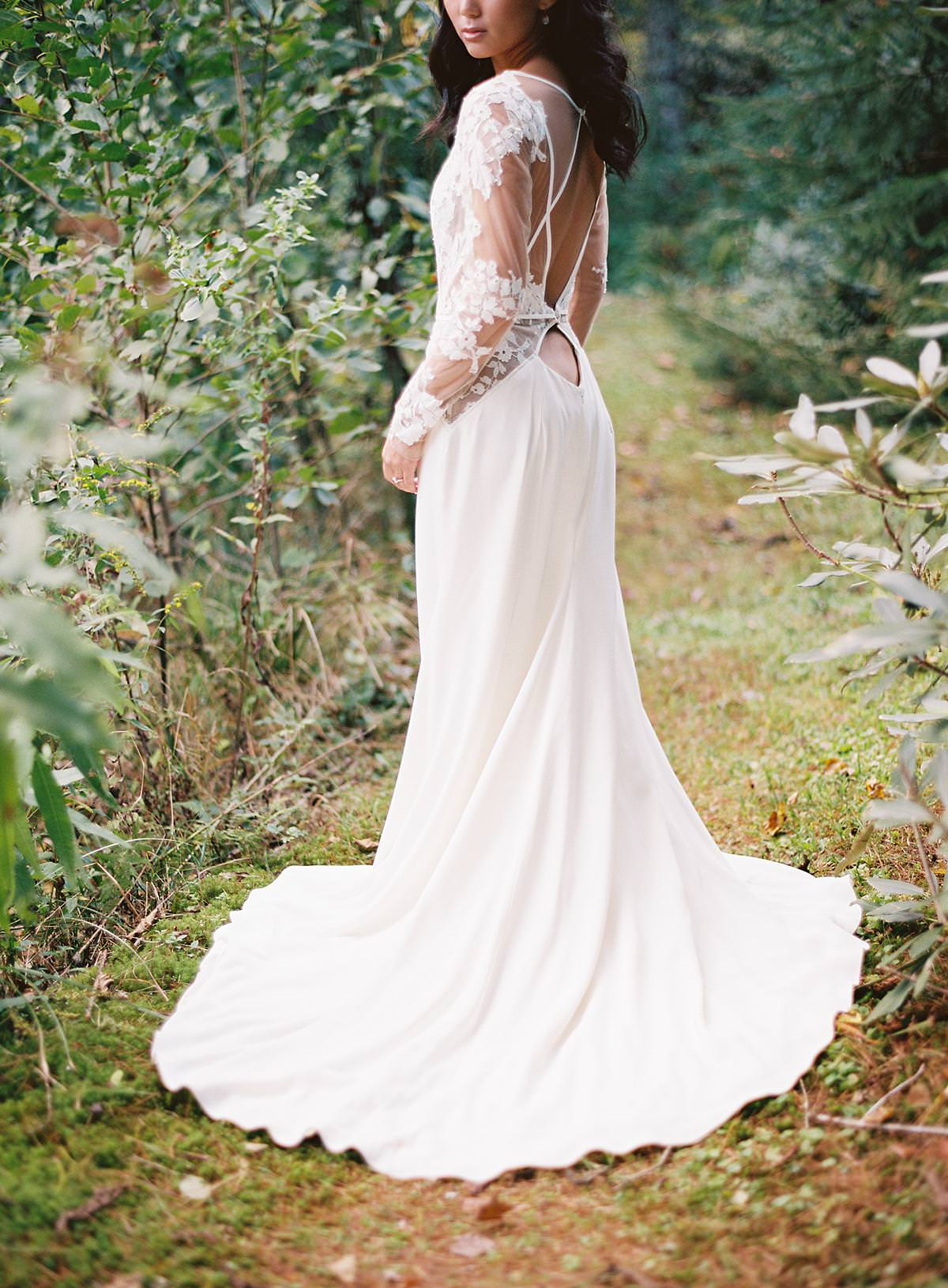 hayley paige wedding dress details