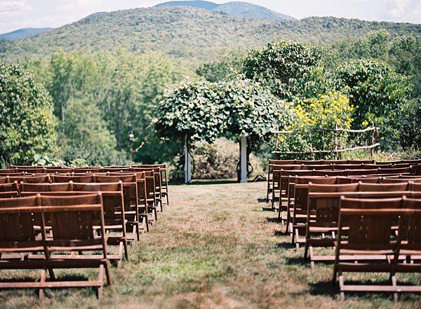 new vineyard maine wedding