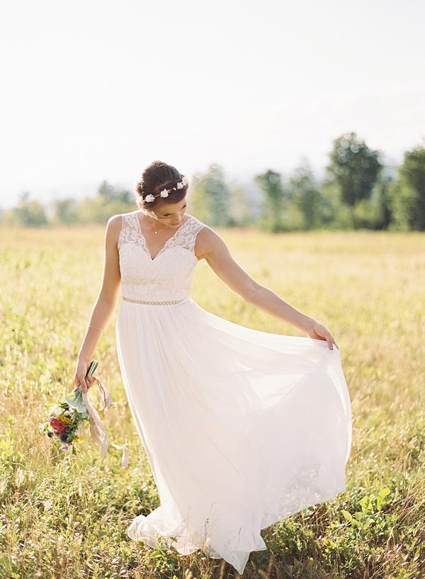 maine bridal portraits