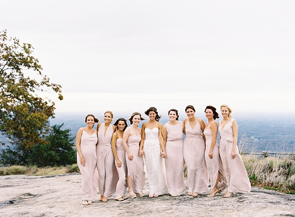 bridesmaids on film