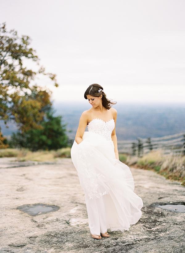 chris isham bride