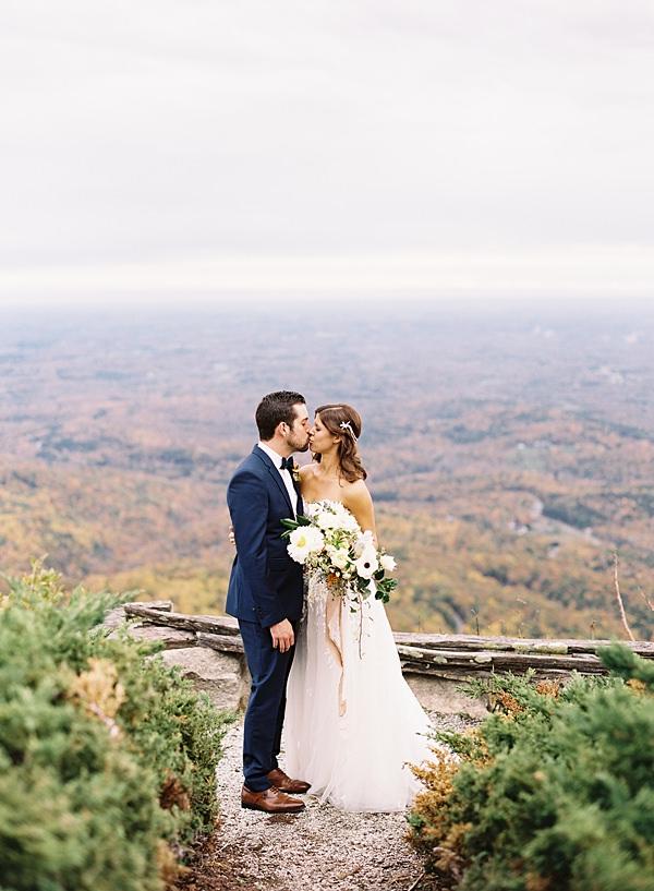chris isham cliffs wedding