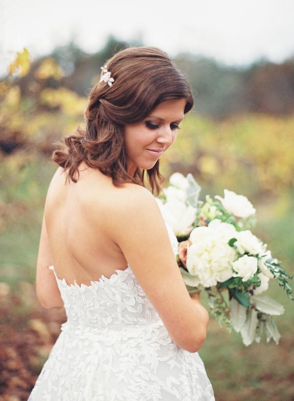 bride on film