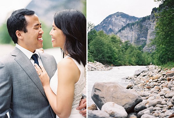 swiss alps elopement