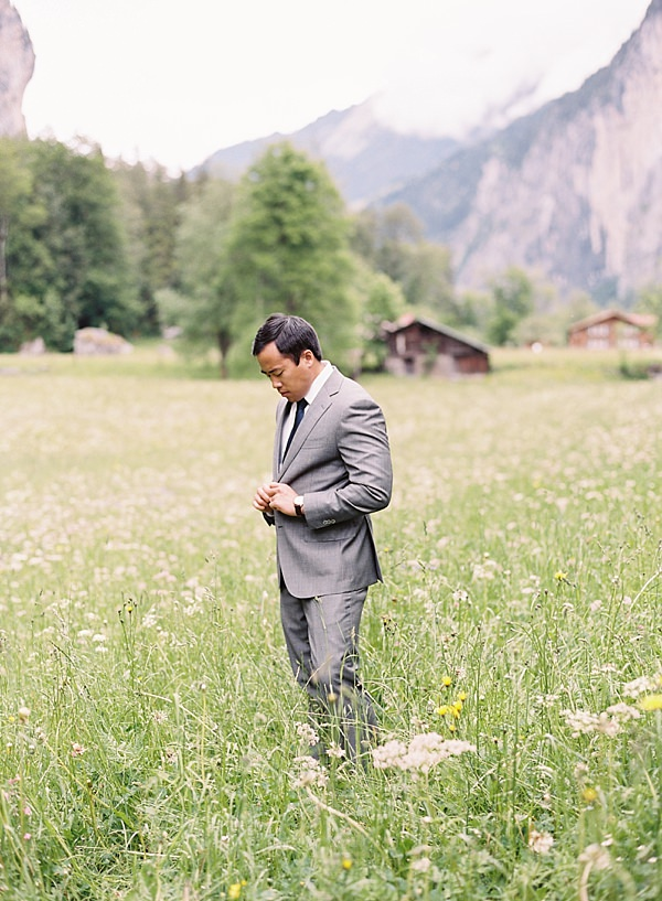 switzerland groom