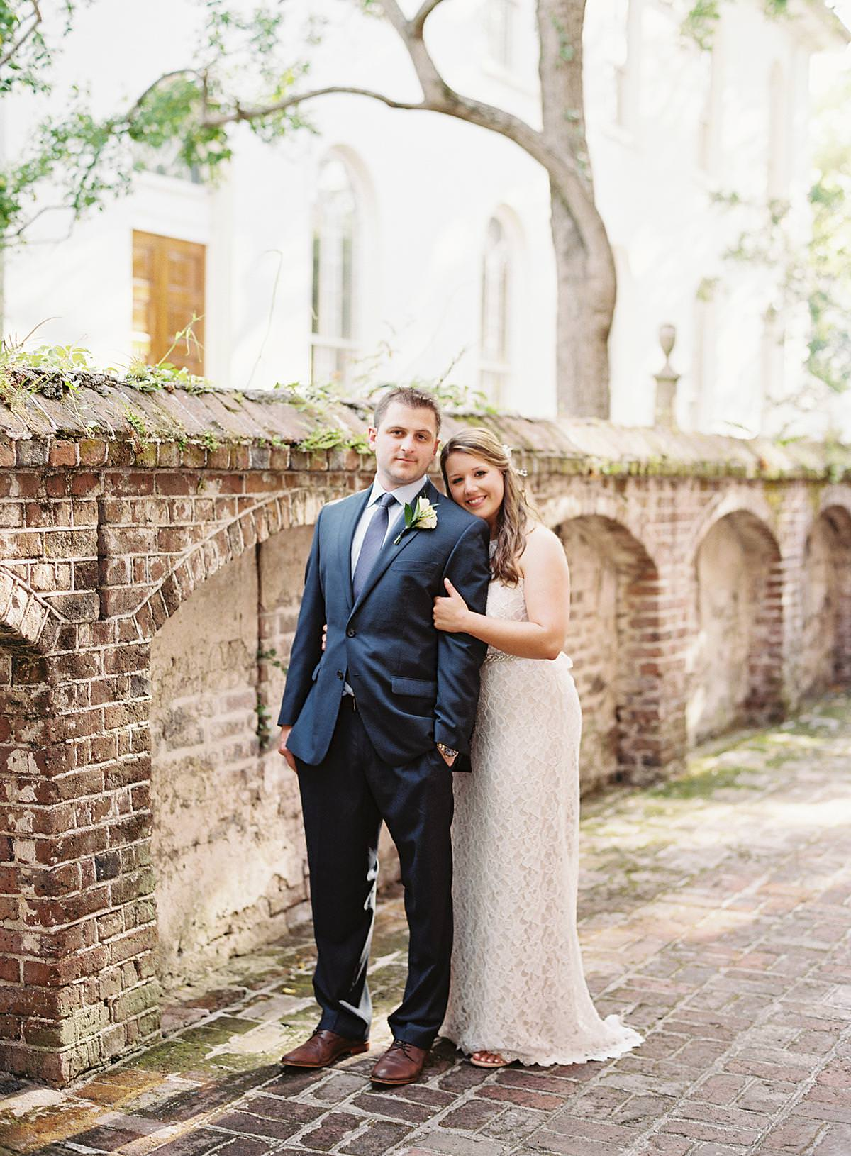 fine art elopement charleston