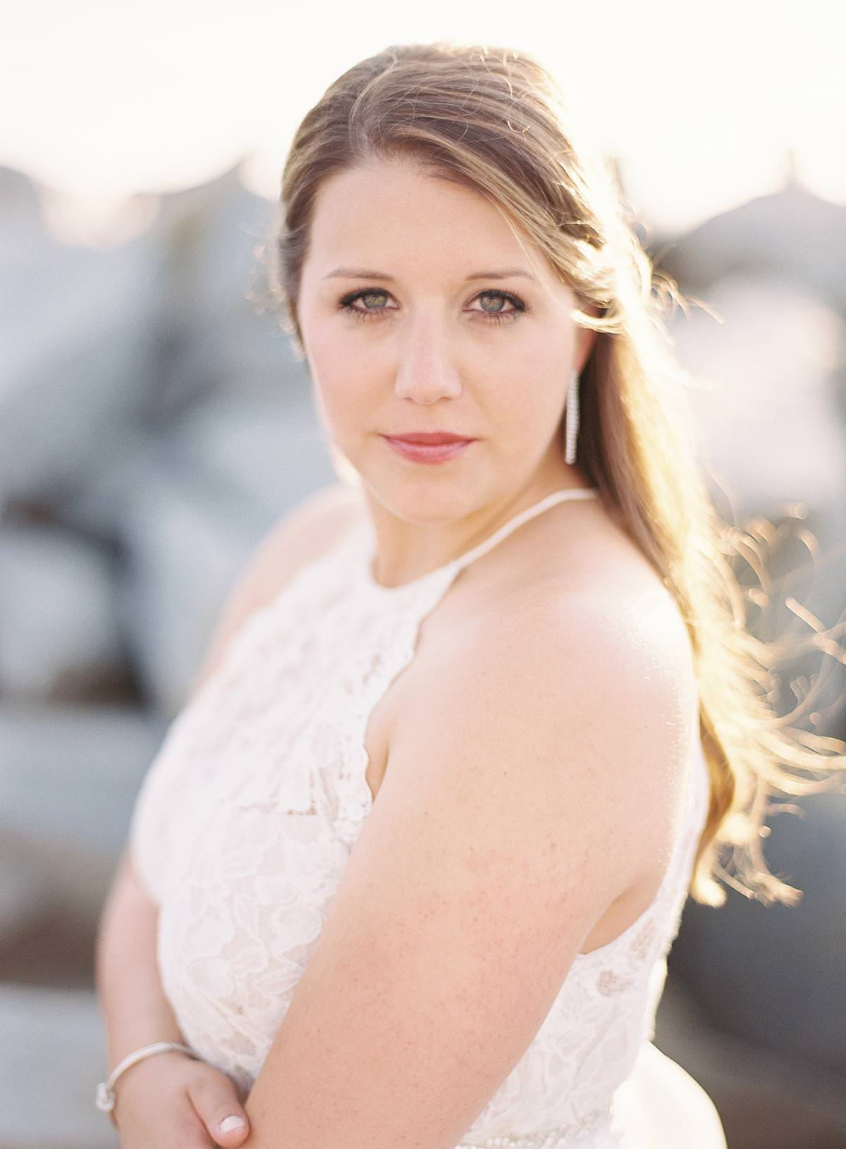 charleston bridal portrait