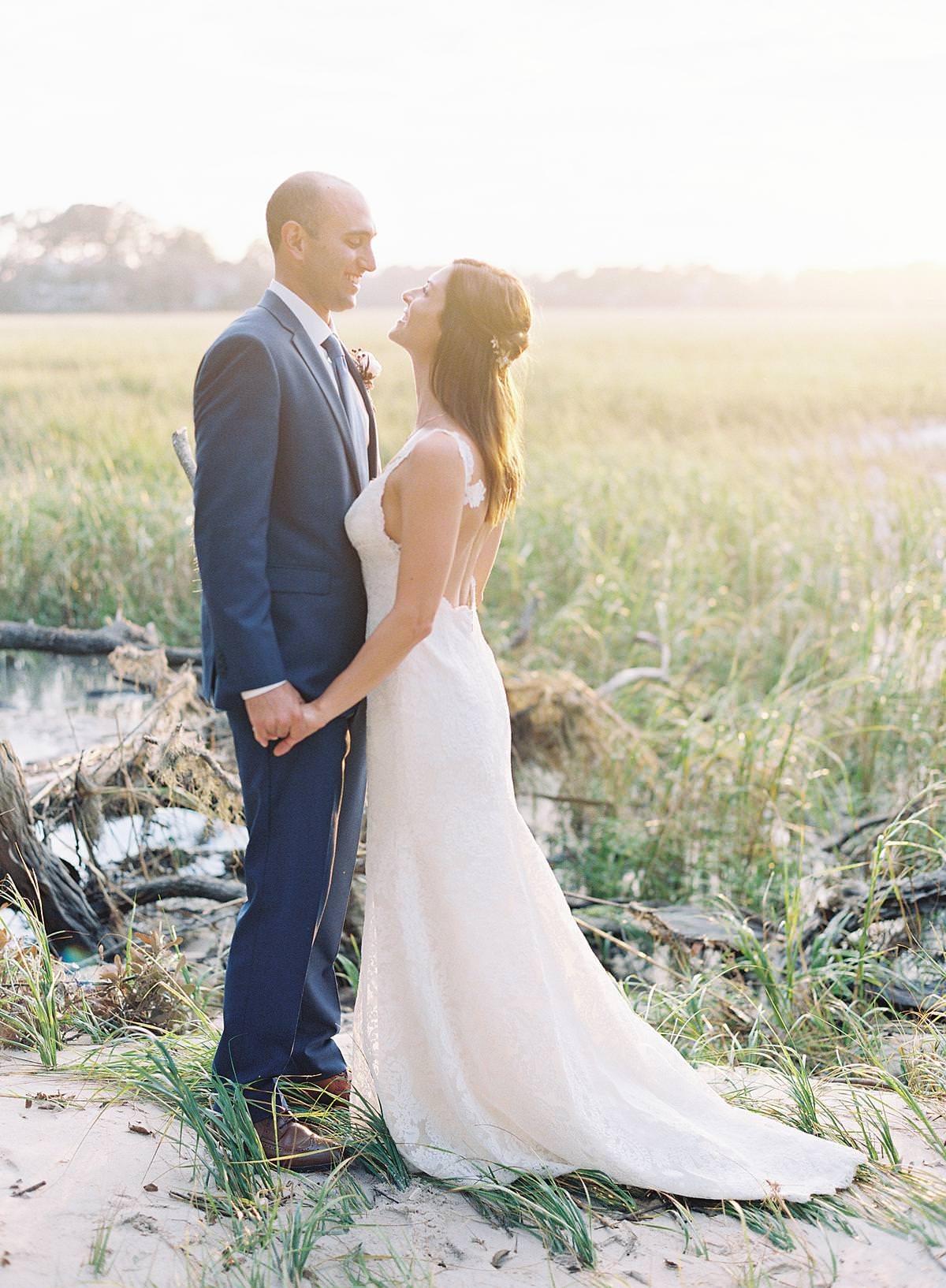 hilton head plantation wedding