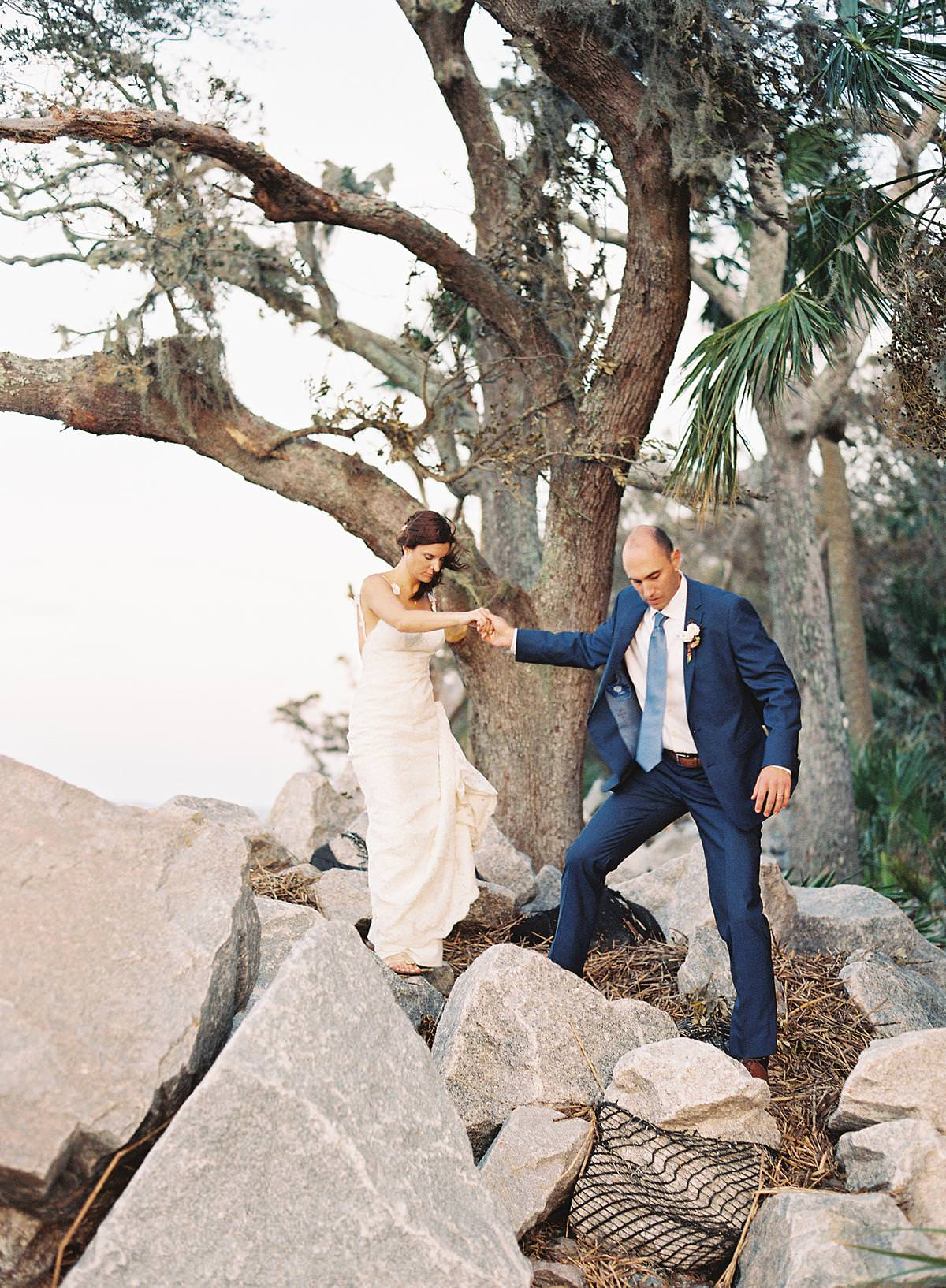 hilton head wedding portraits