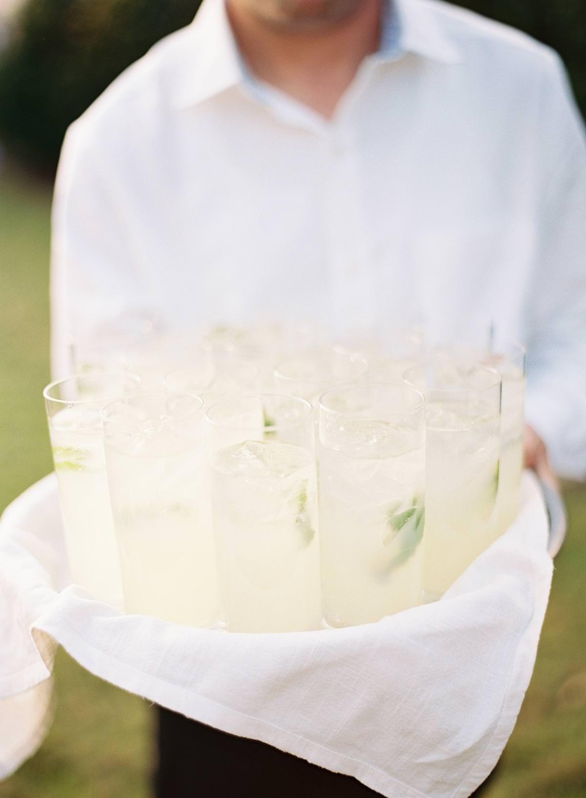 butler passed lemonade