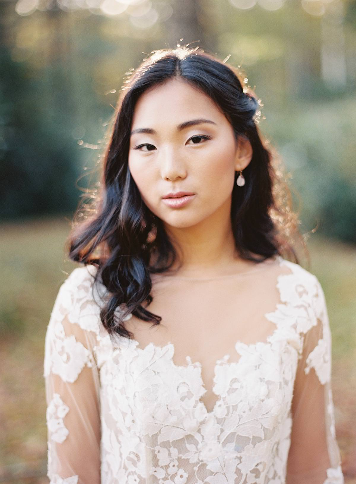 belle maquillage wedding