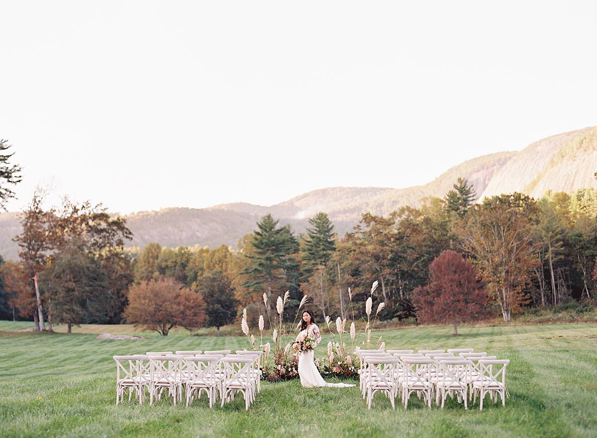 lonesome valley wedding ceremony