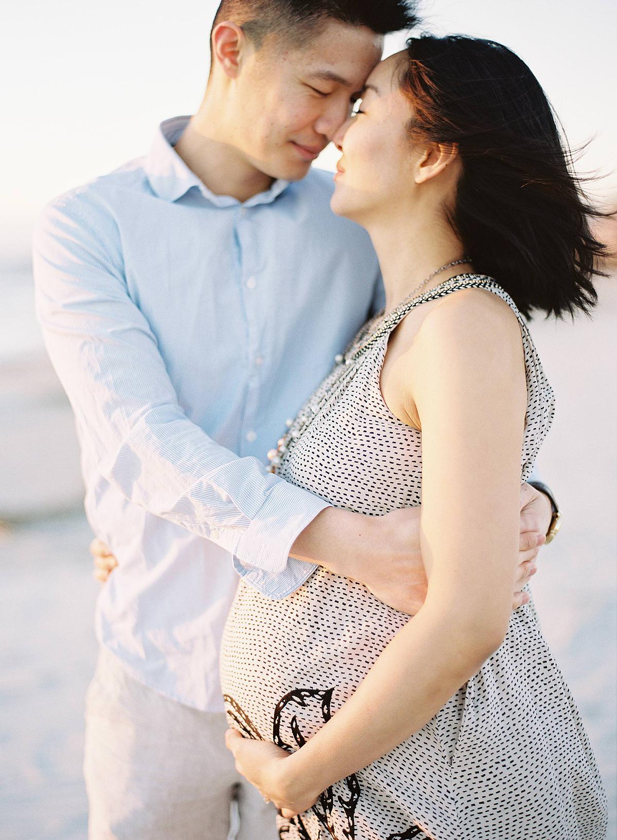 greenville maternity session
